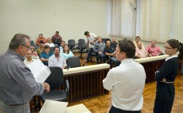 Prefeito de Ubiratã falou sobre o trabalho do Executivo na tentativa de fazer com que o Estado se sensibilize para com o fator segurança pública na Comarca