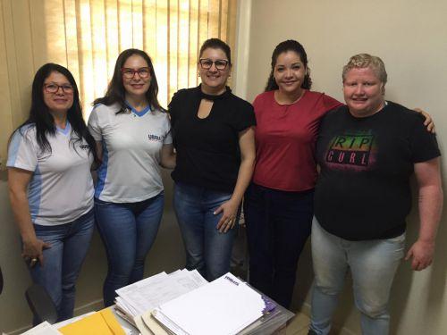 Ubiratã recebe mais um município para conhecer as experiências exitosas da gestão da saúde