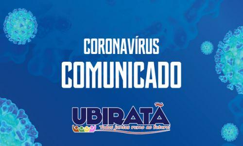 Primeiro caso de COVID-19 confirmado com teste rápido em Ubiratã, aguardando a validação do LACEN - Laboratório Central do Estado