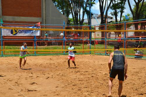 JAMUs 2018: Futevôlei agitou a galera na maior competição esportiva de Ubiratã