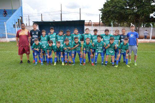 Equipes de futebol de base de Ubiratã jogam neste sábado em Roncador