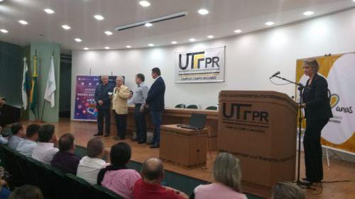 Prefeitos da região participam de curso do TCE-PR em Campo Mourão