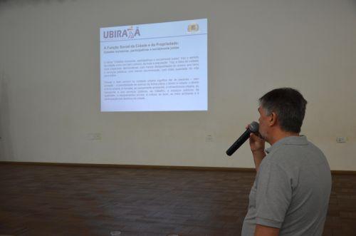 Representantes de diversos segmentos da comunidade participaram da 6ª Conferência das Cidades