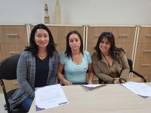 Aprovadas em concurso tomaram posse em Ubiratã