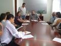 A vereadora Ivone fez várias reivindicações para o prefeito Baco