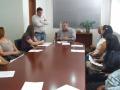 O prefeito se mostrou receptivo e mostrou projetos para várias áreas no Distrito de Yolanda