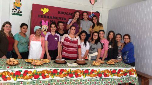 Oficina do Projeto Cozinha Comunitária é lançada em Yolanda
