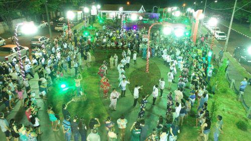 Praça Japão foi inaugurada em Ubiratã