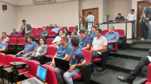 Nicanor Kimura apresenta 3º Mega Movimento do Esporte para prefeitos da Comcam