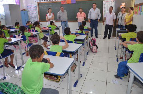 Educação promoveu atividades diferenciadas no Bairro Ativo