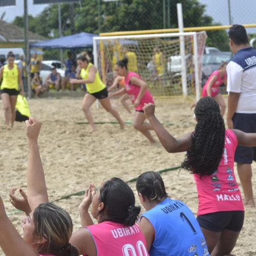 Prefeitura de Ubiratã é campeã do Circuito Paranaense de Handebol de Areia