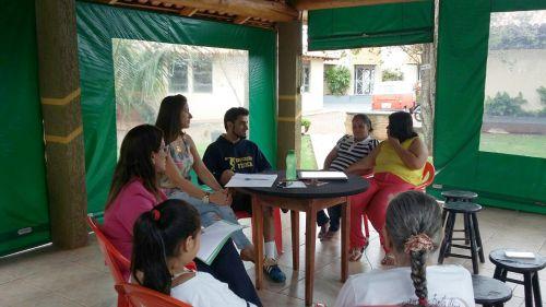 Grupo Hiperdia e contra ansiedade são desenvolvidos na Unidade de Saúde Vila Esperança