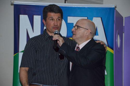 Ganhadores do Nota Paraná receberam premiação durante Seminário de Educação Fiscal em Ubiratã