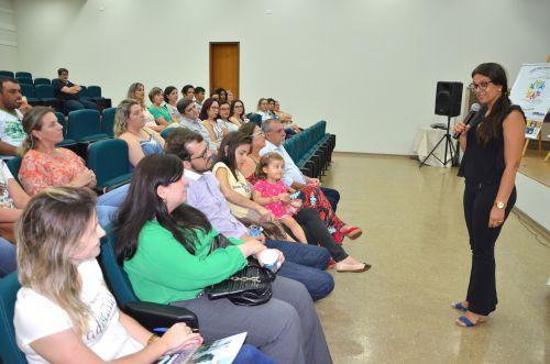 Lançamento do Programa Família Acolhedora em Ubiratã