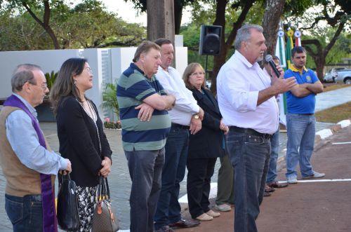 Totalmente revitalizada, Capela Mortuária é reinaugurada e entregue a comunidade