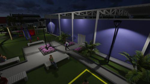 Ginásio de Esportes de Yolanda Será revitalizado