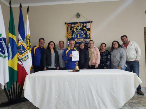 Lions Clube de Ubiratã faz adesão ao Pacto Global da ONU