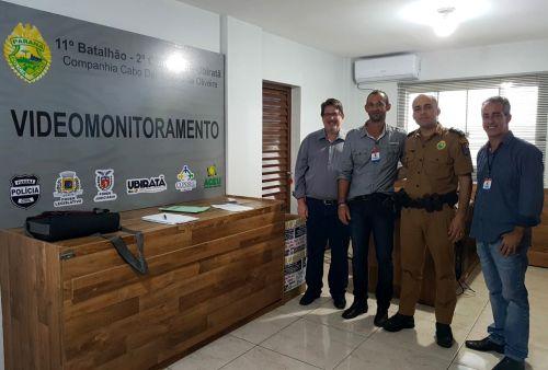 Videomonitoramento de Segurança de Ubiratã - Uma experiência a ser compartilhada