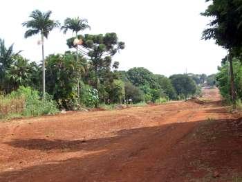 Após concluída a Avenida Waldir de Oliveira será referência para outros municípios em se tratando de projetos urbanísticos