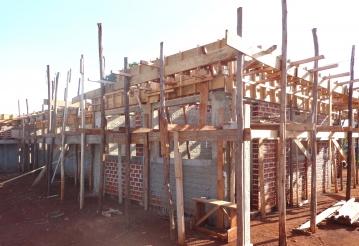 Em pouco tempo, os moradores da região da Vila Recife contará com um amplo e moderno posto de saúde está em fase de construção