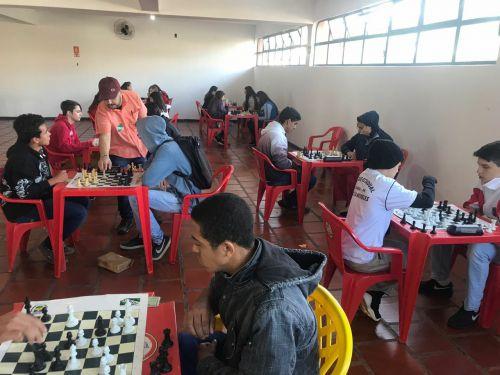 Jogos Escolares do Paraná acontecendo em Ubiratã; confira a programação das equipes do município nessa fase macrorregional