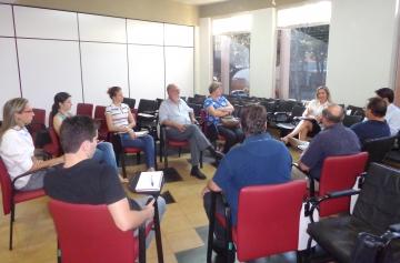 Neste primeiro encontro foram discutidos diversos assuntos, com destaque para o Projeto de Lei para criação de condomínios empresariais em Ubiratã