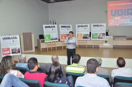 Ubiratã realizou Seminário Regional para Sustentabilidade