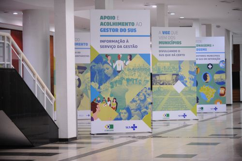Ubiratanenses participam de Congresso Nacional de Secretarias Municipais de Saúde em Brasília