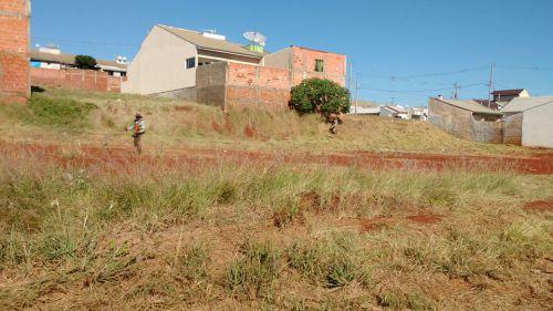 Serviços Urbanos realiza mutirão de limpeza em bairros e encontra muito lixo em terrenos baldios