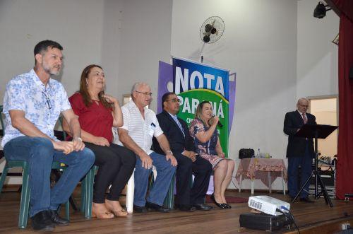Ubiratã sediou Seminário Paranaense de Educação Fiscal