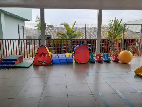 Secretaria da Educação adquire novos brinquedos para os CMEIs Boa Vista e Raio de Luz