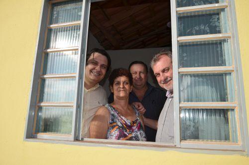 Casa nova, vida nova para 25 famílias beneficiadas com programa habitacional