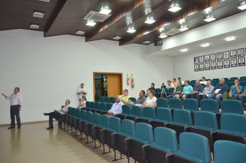 Audiência Pública apresenta resultados do 3º Quadrimestre de 2016