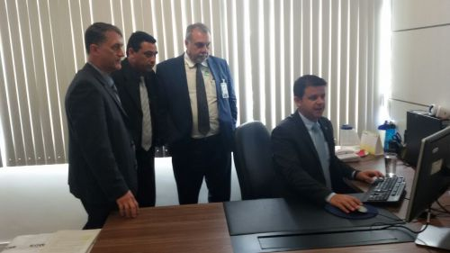 Desenvolvimento de Ubiratã foi pauta de compromissos do prefeito Baco em Brasília