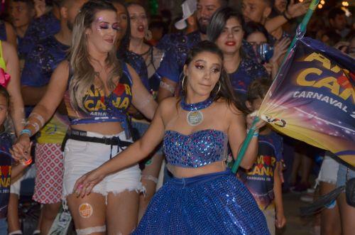 Confira como foi a primeira noite do Carnaval da Seringueira 2020