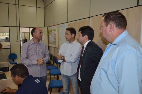 Ubiratã quer implantar sistema de monitoramento por câmeras na cidade