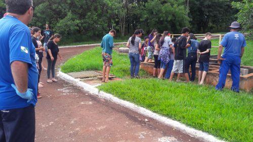 Cras comemorou Dia Mundial da Água com ações de conscientização ambiental