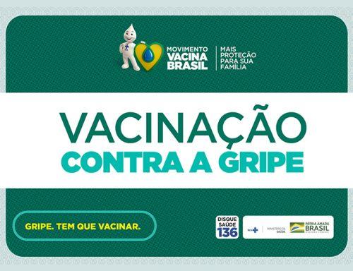 Vacinação contra Gripe começa nesta segunda-feira em Ubiratã para idosos e profissionais da saúde