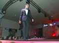 Danilo Melo foi responsável por conduzir todas as candidatas até a passarela