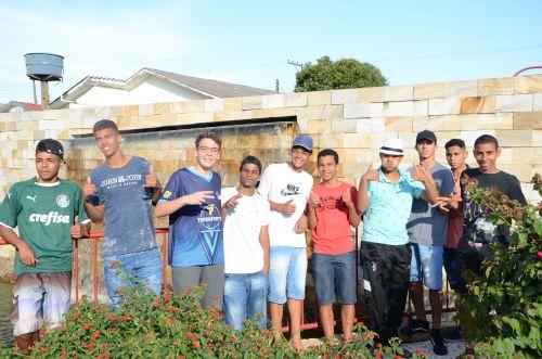 Abertura do 32º Jogos da Juventude do Paraná aconteceu em Ubiratã