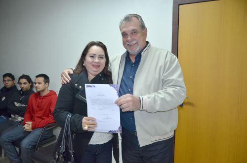 20 novos servidores aprovados em concurso tomaram posse em Ubiratã
