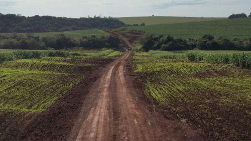 Realizada readequação da Estrada João Pereira