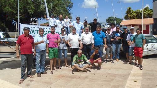 Final de semana de Expedição Ecológica no Rio Piquiri