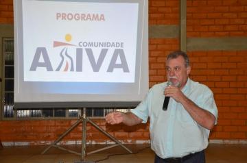 O administrador ubiratanense destacou os benefícios que esse programa traz para os produtores