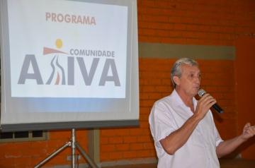 Vereador Zicão elogiou os trabalhos realizados através do programa