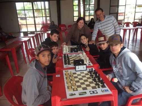 Conheça os classificados no Torneio de Xadrez dos Jogos Escolares Municipais