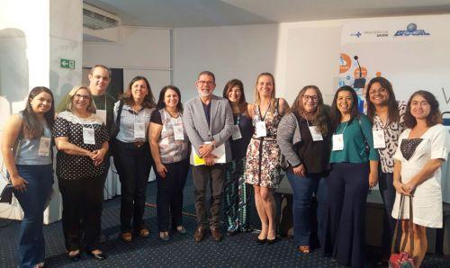 Secretária ubiratanense participa de Fórum Nacional de Gestão da Atenção Básica