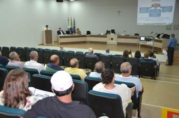 A Audiência Pública é realizada periodicamente por todos os municípios da federação e é um dos instrumentos de transparência da gestão fiscal