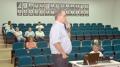 Prestação de contas foi feita pelo secretário de Finanças/Planejamento, Paulo Pereira Moura