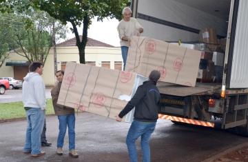 Os equipamentos foram doados ao município pelo Governo do Estado
